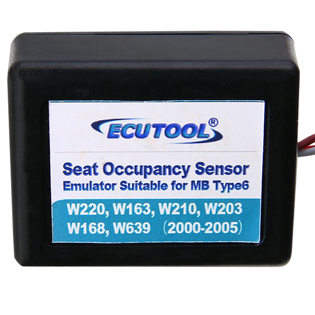 Image 4 - MAYITR Seat Occupancy Sensor Emulator Support MB Type 6 SRS for Mercedes Benz W220 W163 W210 W203 W168 W639 2000 2005-in Air Bag Scan Tools & Simulators from Automobiles & Motorcycles