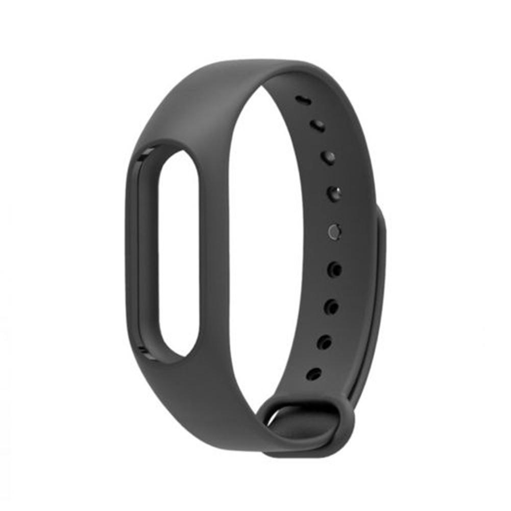 EastVita Fashion Simple Soft Silicone Replace Wrist Strap WristBand Bracelet for XIAOMI MI Band 2