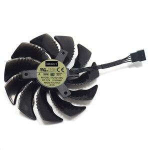 Image 4 - Ventilador de refrigeración de 88MM T129215SU PLD09210S12HH de 4 pines para Gigabyte GTX 1050 1060 1070 960 RX 470 480 570 580