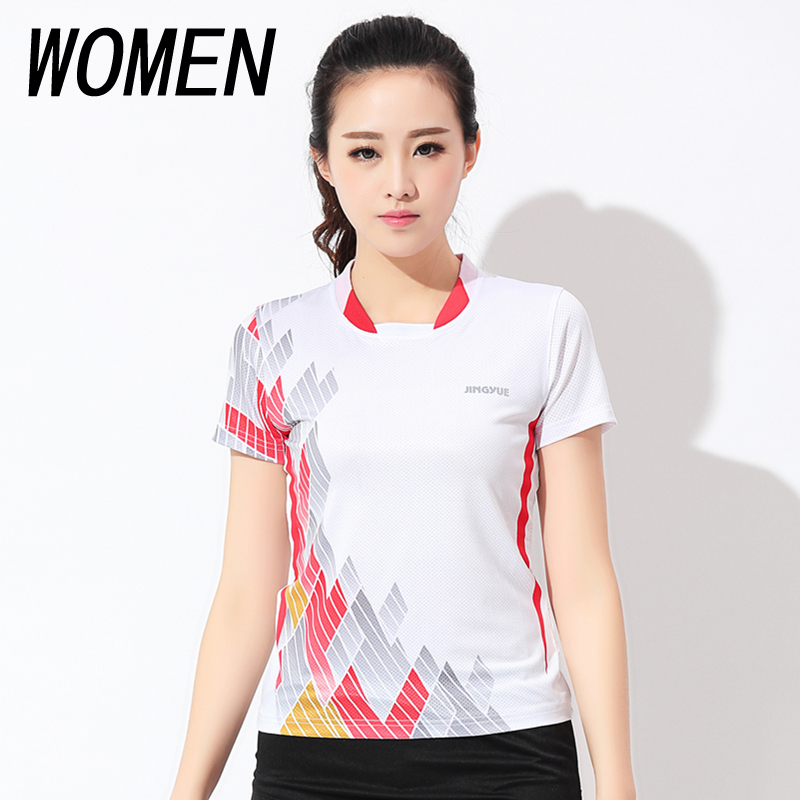 Badminton Shirt New Short Sleeve Men Table Tennis Clothing Quick Dry Tenis Masculino Plus Size Table Tennis Jersey 9601