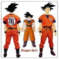 Dragon Ball Son Goku Son Gohan Cosplay Costume Dragon Ball Z DBZ Super Cosplay Clothes/Pants/Belt