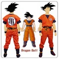 Dragon Ball Son Goku Son Gohan Cosplay Dragon Ball Z DBZ Super Cosplay Roupas/Calça/Cinto
