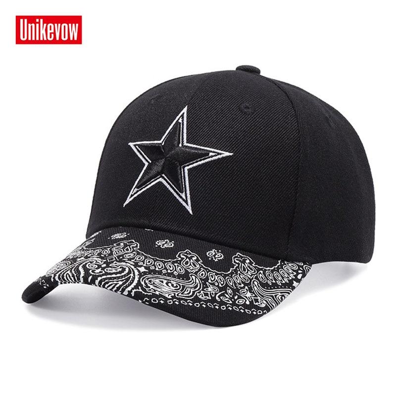 Nieuwe collectie ster snapback hoed bot snap terug gorras mannen - Kledingaccessoires