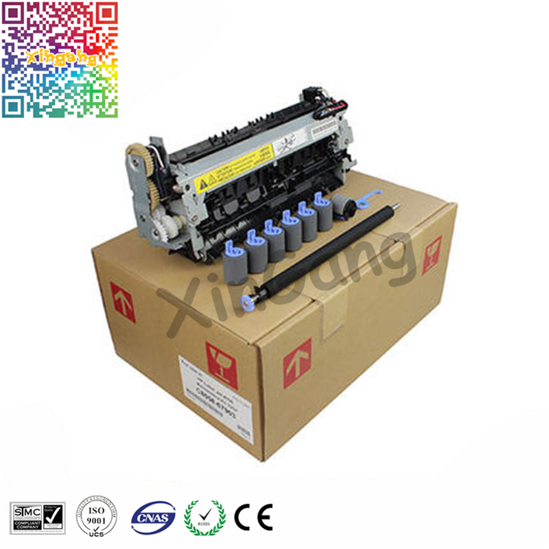 XG Japan 220V Fuser Assembly Fuser Unit for HP LaserJet LJ 4100 Remanufactured Fixing Assembly Maintenance Kit High Quality цены онлайн