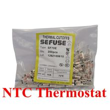 10pcs/lot SF119E SF119Y Thermal Fuse 10A/15A 250V RY 121C Thermal Cutoffs Tf121C Degree Temperature Fuses New цена в Москве и Питере