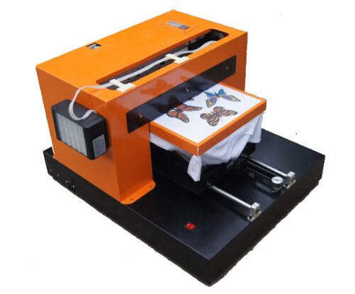 cb2c9564a A3 Size Flatbed T shirt printer/digital t shirt printing machine with best  price-in Printers from Computer & Office on Aliexpress.com | Alibaba Group