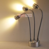 LED Display Cabinet Lamp Lamp Rechargeable Emergency Lamps For Domestic Gold Jewelry Exhibition Hall Wedding Road