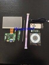 Raspberry Pi 3 7 Inch 1024*600 TFT LCD Display Monitor Touch Screen with Driver Board HDMI VGA 2AV