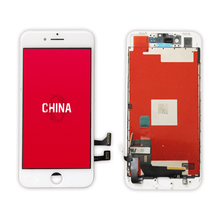 LEOLEO AAAAA LCD Screen For iPhone 8 8G i8 4.7 Display Touch Digitizer Assembly With 3D + Gift