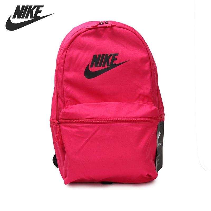Original New Arrival 2018 NIKE Sportswear Heritage Unisex Backpacks Sports Bags original new arrival 2017 nike pro classic logo read women s sports bras sportswear
