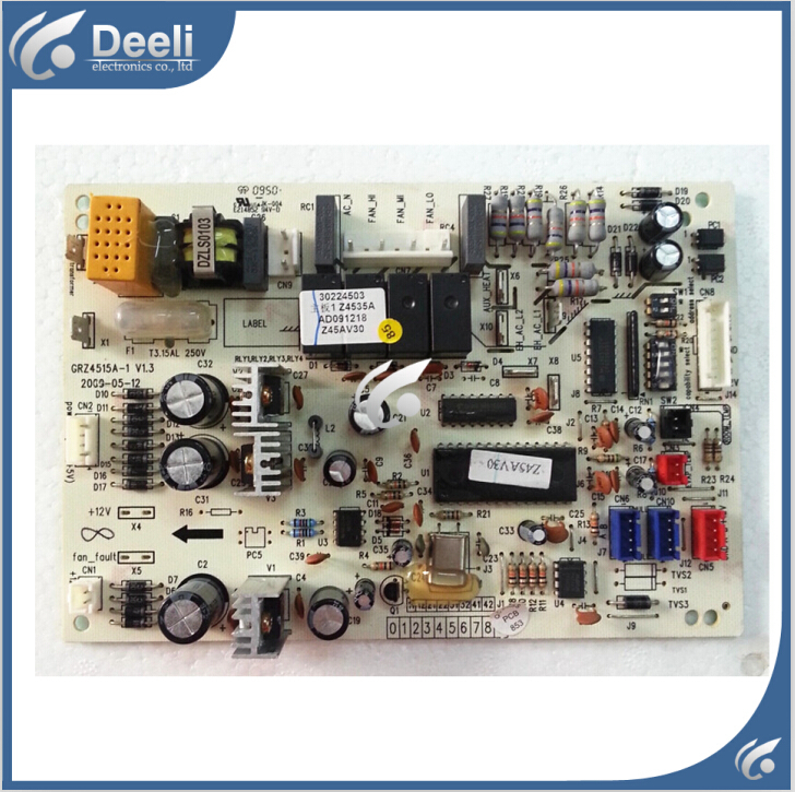 95% new good working for air conditioning Computer board  Z4535A 30224503 GRZ4515A-1 control board on sale