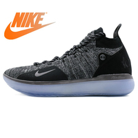 Original 2018 New NIKE ZOOM Men's Basketball Shoes Sneakers Breathable Comfortable Wear Resistant Lace up Sports Shoes AO2605
