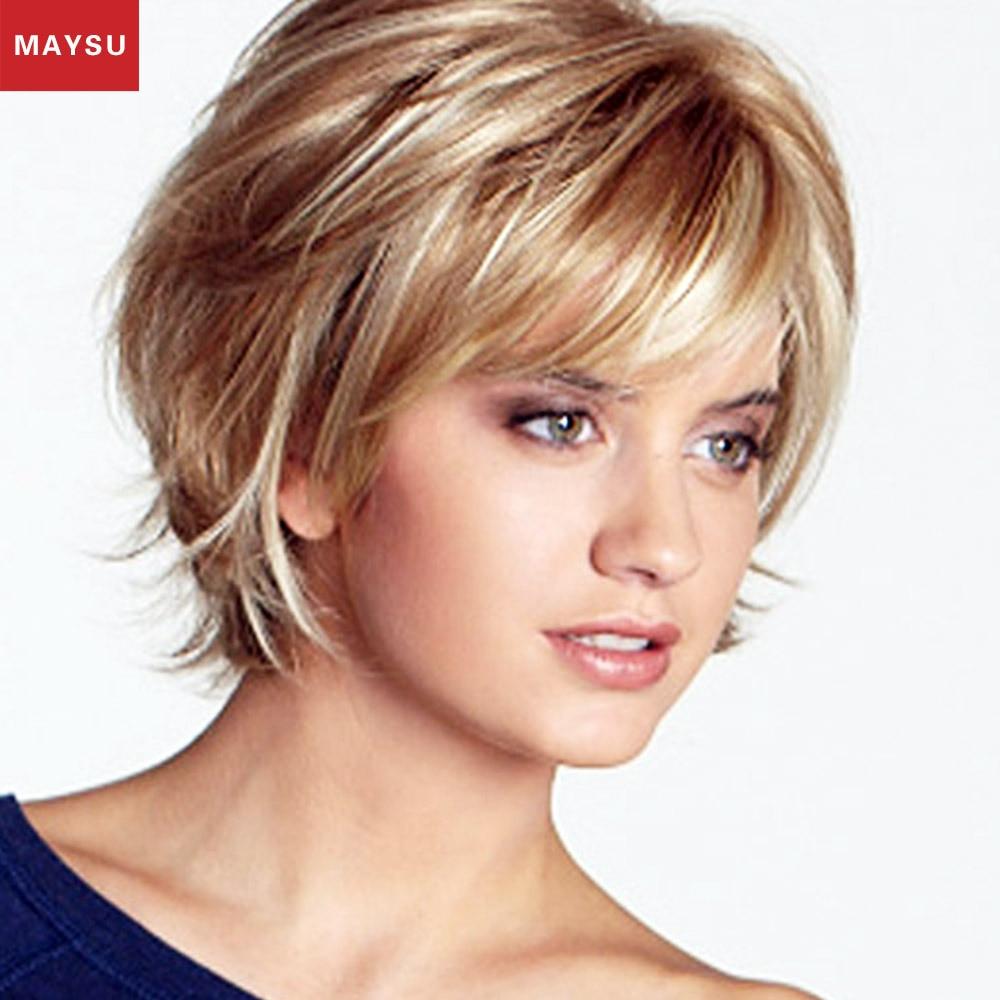 Cortes de cabello para mujeres rubias