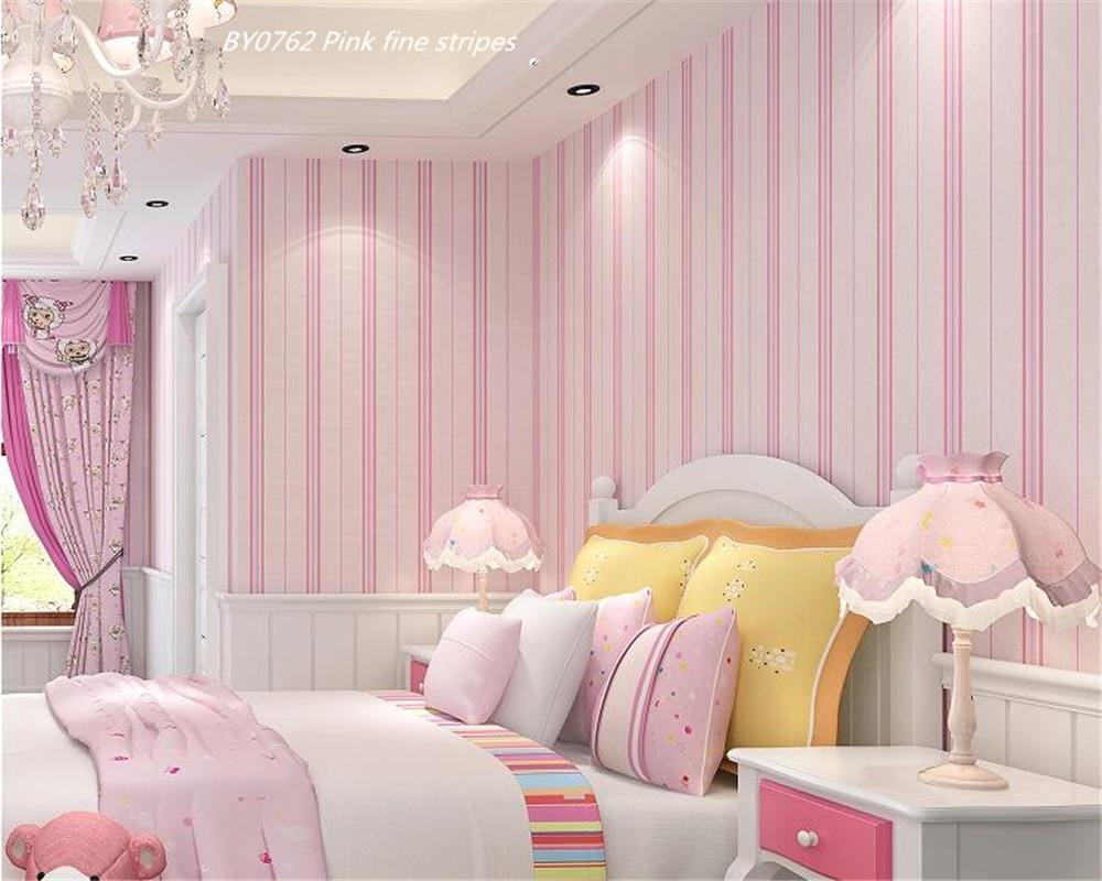 Di angela nespeca su pinterest. Beibehang Modern Simple Korean Striped Wallpaper Pink Warm Child Room Bedroom Non Woven Wallpaper Papel De Parede Wall Paper Wall Paper Wallpaper Pinkstriped Wallpaper Aliexpress