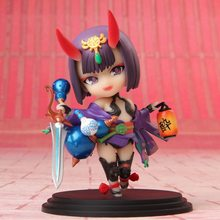 Cute Nendoroid Fate/Grand Order Shuten Doji Mini Action Figure Assassin Figure Toy Christmas Gifts no box (Chinese Version)(China)