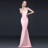 2017 Summer Women Dresses Sexy Backless Bodycon Beach Prom Fashion Wedding Ukraine Elegant Bohemian Party Club