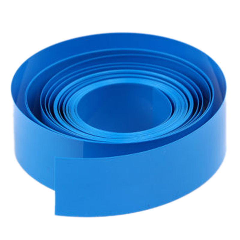 ⑤FÖRDERUNG! 5 Mt 29,5 MM 18,5 MM PVC Schrumpfschlauch Wrap Für Li ...