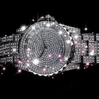 Duoya Luxury Brand Women Bracelet Steel Watch Women Fashion Wristwatch Gold Classic Business Quartz Watch Electronic