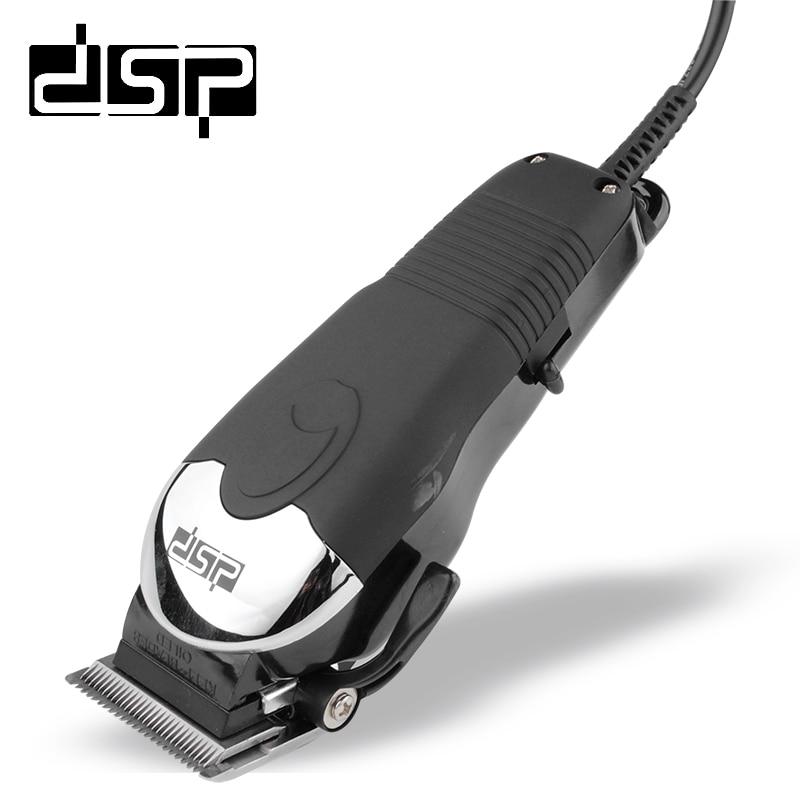 DSP E 90017 Professional Electric Hair Clipper Titanium