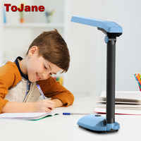 ToJane TG906 Desk Lamp 3 Modalità a Colori e 3 Luminosità HA CONDOTTO LA Lampada di Lettura 8 W Cura Degli Occhi Led Desk Touch Control Lampada Da Tavolo Led Scrivania luce