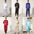 Shanghai Story vestiti tai chi wing chinese kung fu suit chinese Tai chi suit jacket + pants taichi uniform kung fu clothes