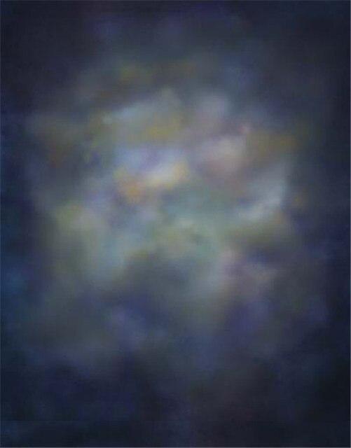 10x10ft Coperta Luce Blu Notte Della Parete Di Colore Nozze Costume