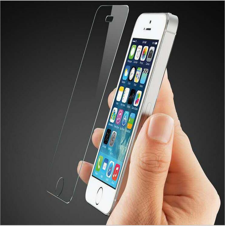 2PCS 2.5 9h Premium gehärtetes Glas für Apple iPhone 6 6S Plus - Handy-Zubehör und Ersatzteile