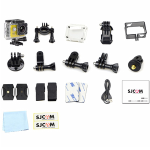 "Image 5 - Original SJCAM SJ4000 Basic Action Camera Waterproof 1080P Helmet Camera HD 2.0"" Sports Camera Car Register DVR"