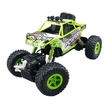 High Quality 1/18 2.4GHZ 4WD Radio Remote Control Off Road RC Car ATV Buggy Monster Truck Remote Control Climbing Vehicle Model