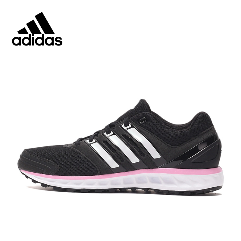 Original New Arrival Official Adidas Women's Running Shoes Breathable Sneakers kelme 2016 new children sport running shoes football boots synthetic leather broken nail kids skid wearable shoes breathable 49