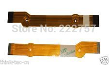 2PCS/NEW Lens Aperture Anti-Shake Flex Cable For SIGMA 18-200mm 18-125mm 18-200 Mm 18-125 Mm (For Nikon Connector)