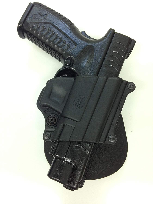 SP11-B RIGHT HAND TACTICAL HOLSTER FOR Taurus PT609, Titanum & Millennium PT145 Pro, PT111 Millennium Pro, PT111 G2, PT 24/7/Bul