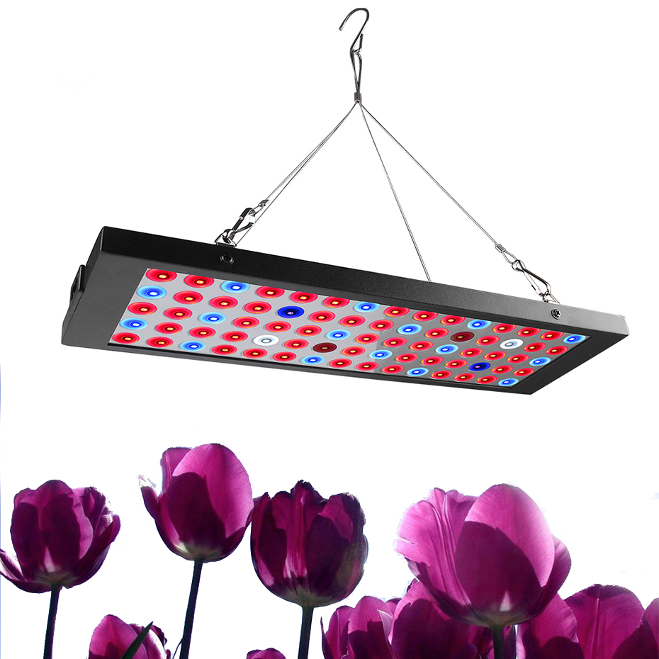 Led Grow Light Panel Lamp For Plants UV Lamp For Plants Red Blue White UV IR Full Spectrum 15W Led Grow Light Best For Plants