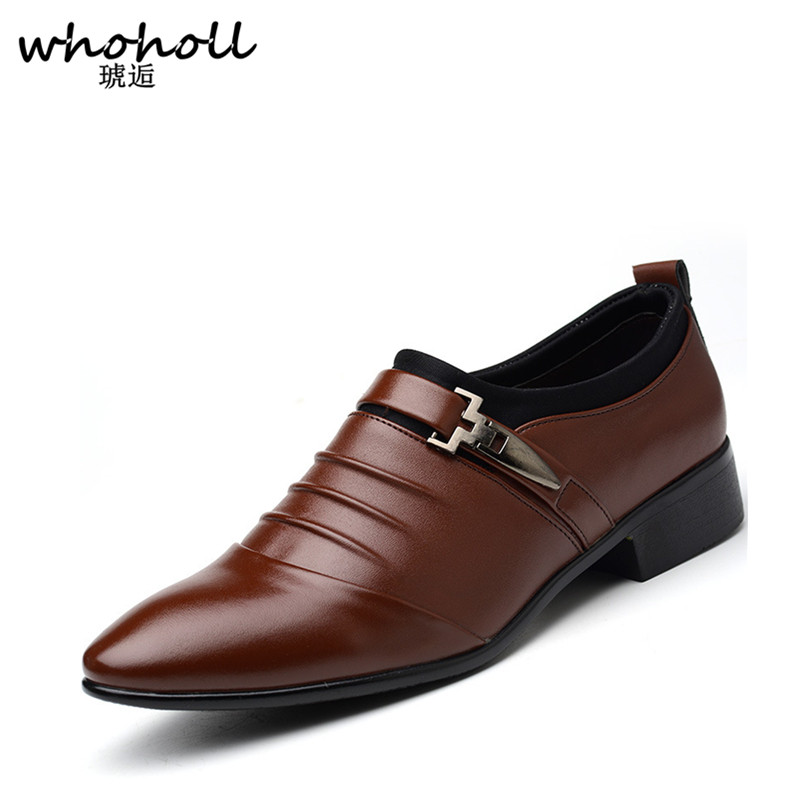 2017 Business Dress Men Formal Shoes Wedding Pointed Toe Fashion Genuine Leather Shoes Flats Oxford Shoes For Men size EU 38-48 2 5mm x 500mm x 500mm 100% carbon fiber plate carbon fiber sheet carbon fiber panel matte surface