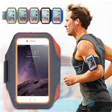 43 6x15 6cm Sports Run Running Jogging Gym Exercise Armband Arm Case Bag Pouch Touch Cover