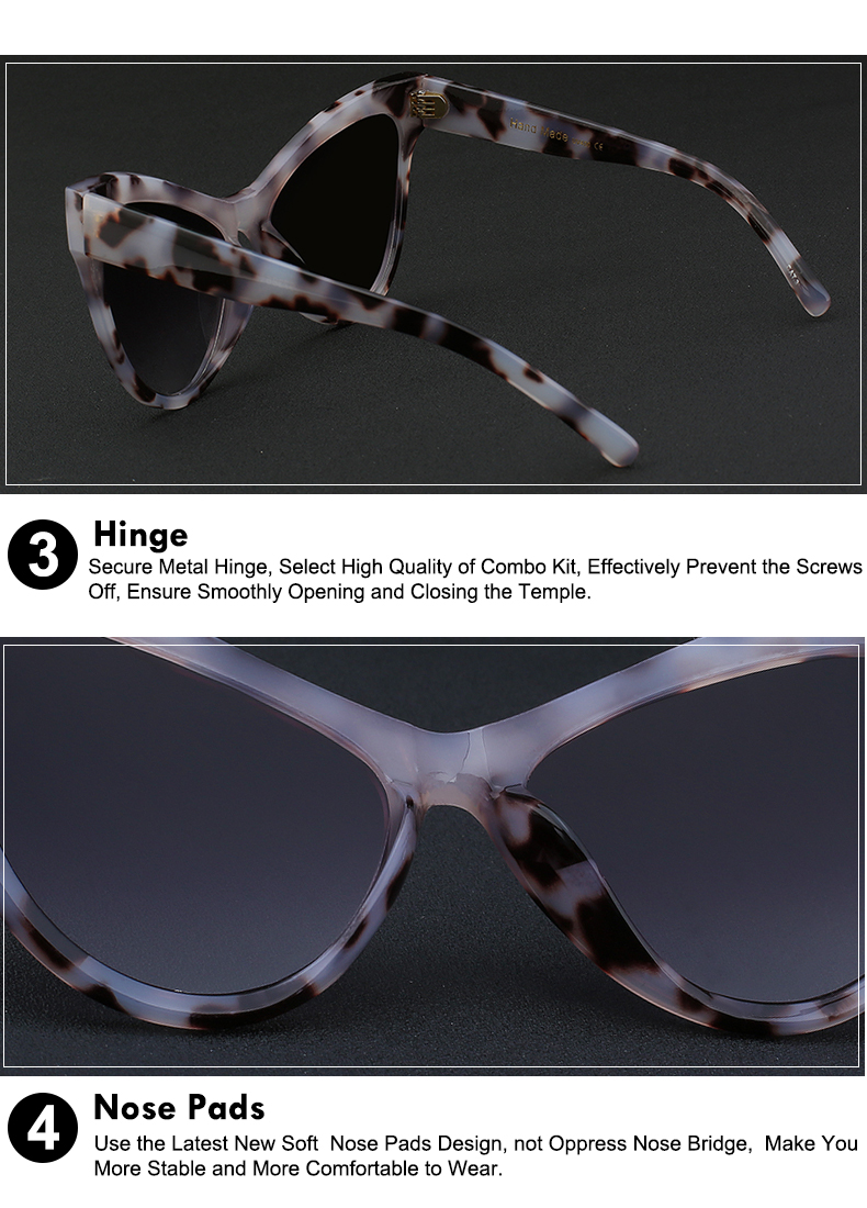 Designer Butterfly Sunglasses