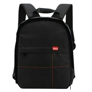 Image 1 - Multi Functional Camera Backpack Video Digital Dslr Bag Waterproof Outdoor Camera Photo Bag Case For Nikon/ For Canon/DSLR