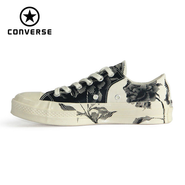 946ad15e3cea NEW Converse Retro version stampa 1970S Original all star shoes unisex  sneakers Skateboarding Shoes 161458C