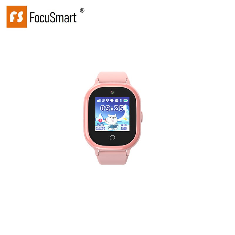 Traqueur GPS enfant OLED TD-06 s SOS surveillance intelligente Anti-perte de positionnement téléphone enfants regarder montre bébé en toute sécurité