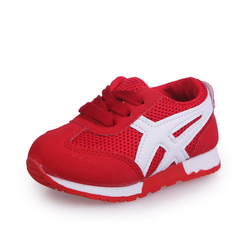 E CN tenis infantil sneakers kids shoes for girls boys 2018 New Children  Sneakers Sport flat casual Kids Mesh Sneakers 0bb3ff8704ad1