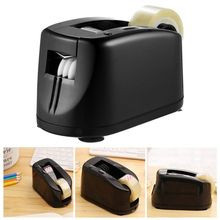 цена на Portable Automatic Electric Tape Dispenser Adhesive Cutter Cutting Packaging Machine Heavy Duty