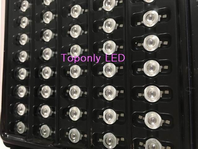 1w 940nm infrared high power led diode lamp DC1.4-1.8v 350mA epileds chips ir lighting source for led grow light & aquarium tank