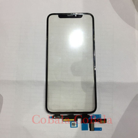 LOVAIN 1Pcs Pre Tested For Apple IPhone X Touch Screen Digitizer 5 8 Front Glass Lens