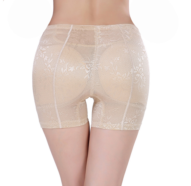 e9d72e149 Seamless Bottoms Up Underwear Bottom Pad Sexy Underwear Sexy Lingerie  Buttock Up Panty Body Shaping Underwear