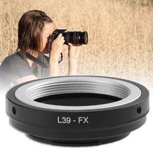 Image 2 - L39 FX كاميرا محول العدسة ل LEICA M39 المسمار عدسة ل Fujifilm X Pro1 كاميرا محول العدسة عدسات تركيز محول العدسة اليدوي الدائري