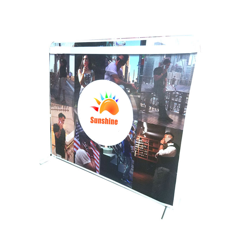 Trade Display Stands : Pop up fabric display exhibition booth trade show display stands
