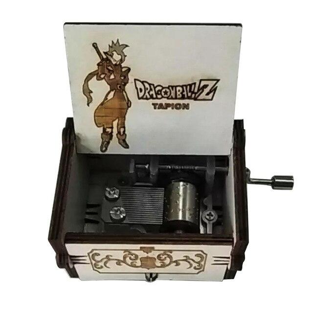 Новинка года. Музыкальная шкатулка в стиле королевы из дерева. Музыкальная шкатулка Zelda для детей/друзей. Подарок на Рождество. Подарок на день рождения - Цвет: 9