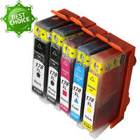 Repuesto para HP 178 cartuchos de tinta DeskJet serie 3070A 3520 Officejet 4610 de 4620 de 4622 Photosmart 5510, 5520, 6510, 6520, 7510, 7520