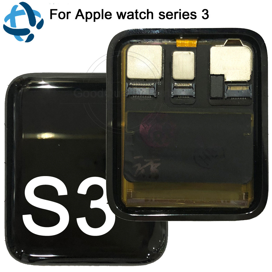 For Apple Watch Series 3 GPS LCD Display Touch Screen Digitizer Series3 S3 38mm 42mm A1889