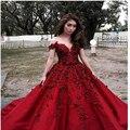 Vestidos de Debutante Quinceanera Vestidos Vestidos de Baile Beading Querida Mangas Em Camadas Até O Chão Vestido Formal